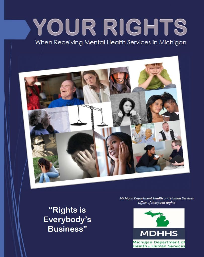 Recipient Rights Book English